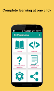 App C++ Programming APK for Windows Phone