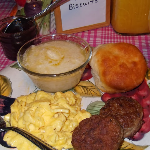 Country Sausage Breakfast Patties