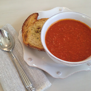 City Cafe's Tomato Soup