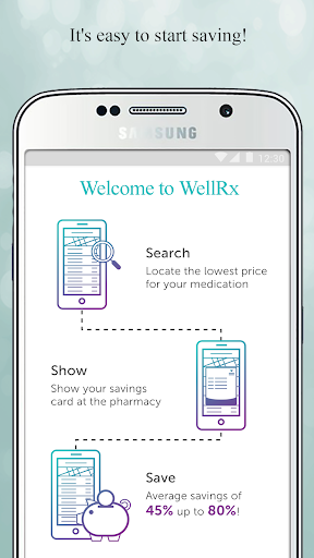 ScriptSave WellRx - Rx Card For PC