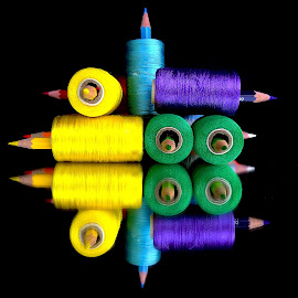 Thread-pencil combo#2 by Asif Bora - Instagram & Mobile Other