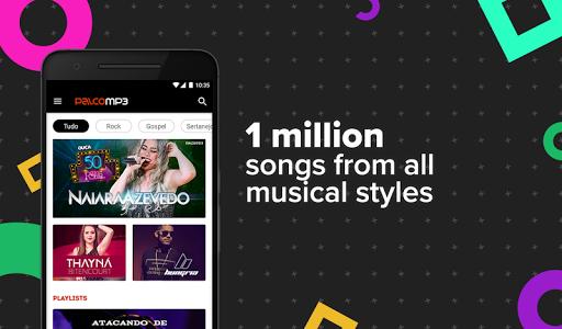 Palco MP3 screenshot 1
