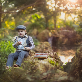 School's Out by Nemanja Stanisic - Babies & Children Child Portraits ( schoolisout, naturallight, handsomeboy, loving, handsome, softlight, boyportrait, schoolsout )