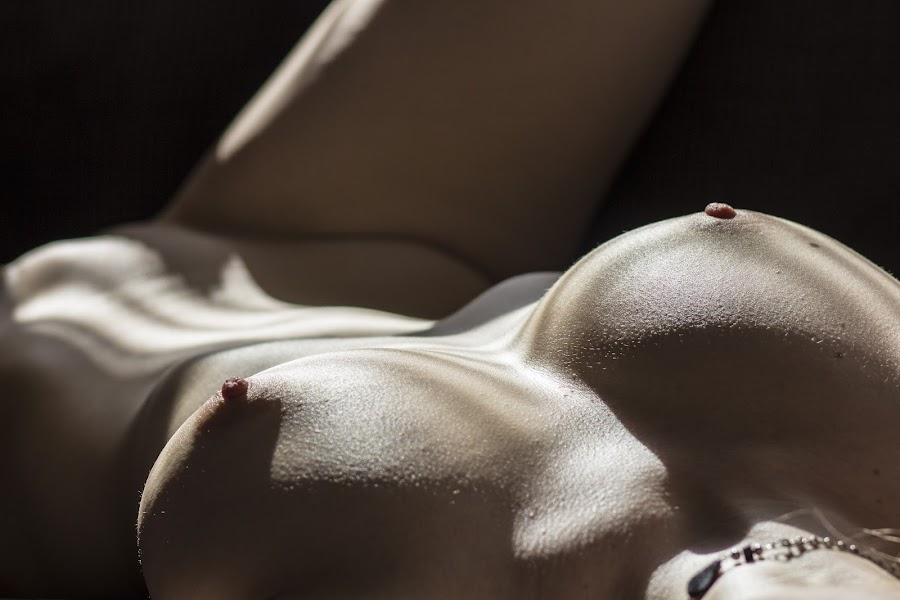 Soaking up the sun by László Gecző - Nudes & Boudoir Artistic Nude ( sexy, nude, woman, breasts, light,  )