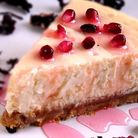 Daring Bakers Cheesecake