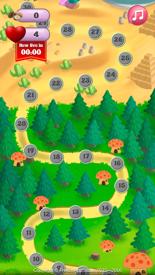 Fruit Crunch Screenshot 10