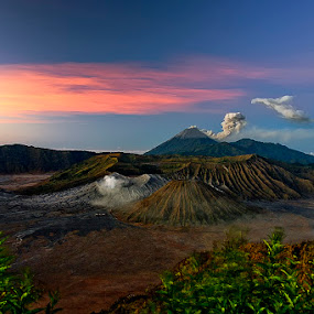 amazing bromo by Eko Sumartopo - Landscapes Mountains & Hills