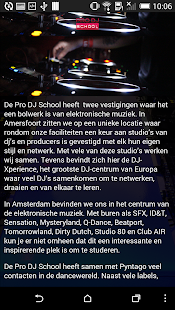 Pioneer Pro DJ School - screenshot