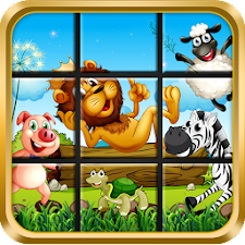 Animals Pictures Game for Kids