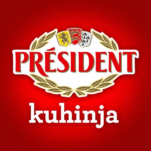 Android aplikacija President kuhinja
