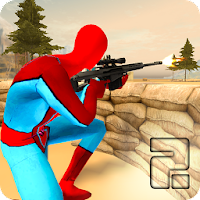 Spider vs Gangster Sniper Shooting For PC