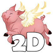 Game Flappy Flying Pig APK for Kindle