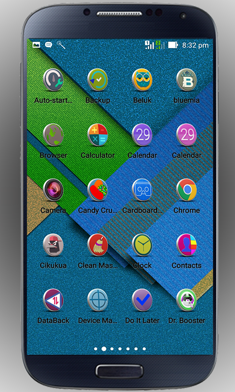 3D-3D - icon pack Screenshot 4