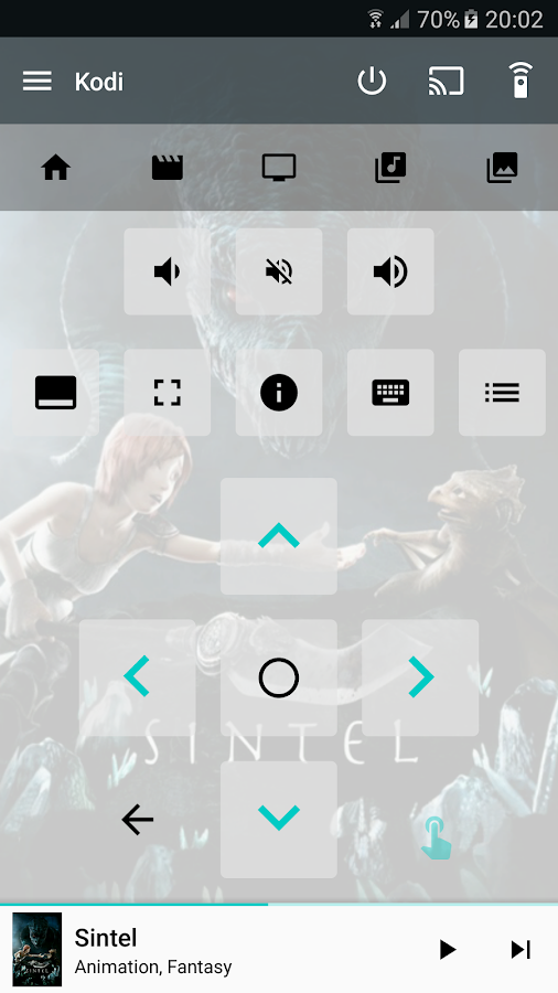 Yatse: Kodi remote Screenshot 4