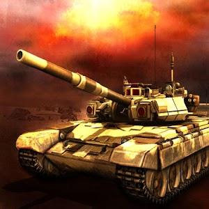 Cover art Tank Attack War 3D 2016