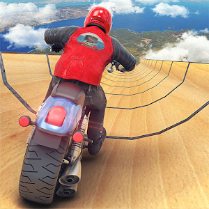 Impossible Ramp Moto Bike Tricky Stunts For PC / Windows 7/8/10 / Mac – Free Download