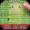Ted Ginn: Kick Return Football