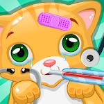 Little Cat Doctor:Pet Vet Game Icon