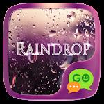 (FREE) GO SMS RAINDROP THEME For PC / Windows / MAC