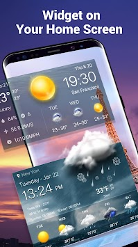 Amber Weather Elite APK screenshot thumbnail 3