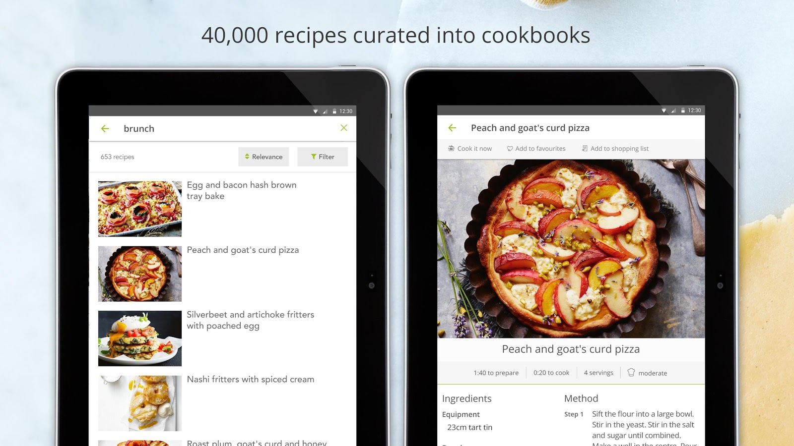 taste.com.au recipes Screenshot 7
