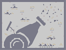 Thumbnail of the map 'Cannon confetti'