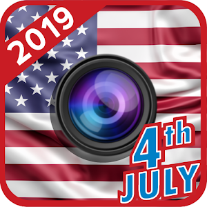 4th of July Independence Day Wishes Photo Frame For PC / Windows 7/8/10 / Mac – Free Download