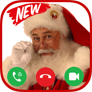 Download Video Call & SMS With Santa Claus Christmas 2018 for Windows Phone
