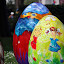 Easter by Sergey Sokolov - Public Holidays Easter ( cityscapes, clouds, plovdiv, november, aurora, superb, cloudscape, cityscape, landscape, skies, city, street photography, child, holiday, eggs, easter, sunrise, painting )