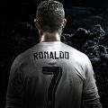 Cristiano Ronaldo Zipper Lock Screen APK for Bluestacks