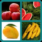 Quiz de frutas