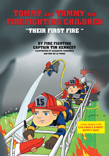 Tommy and Tammy The Firefighting Children cover