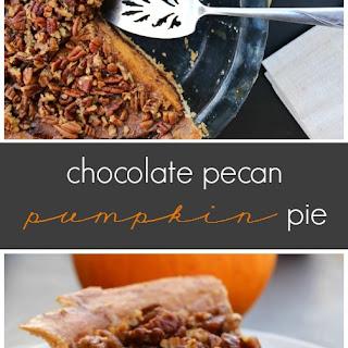 Chocolate Pecan Pumpkin Pie Recipes