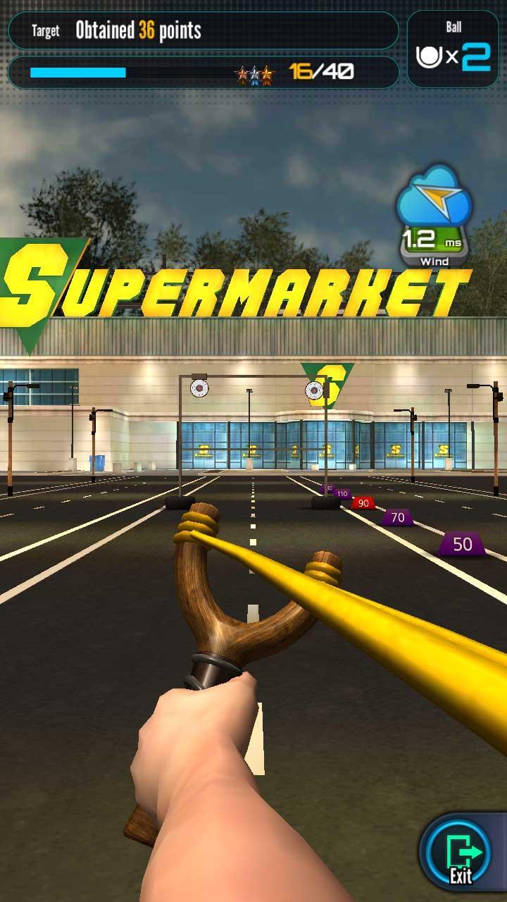 Slingshot Championship Screenshot 1