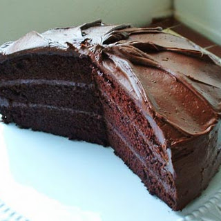 Suzanne's Chocolate Cake