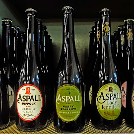 Aspall cyders by Michael Moore - Food & Drink Alcohol & Drinks (  )