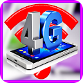 run internet 3G 4G free prank