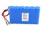 7.4V 6600mAh Lithium Battery For Hydrological Station Tester