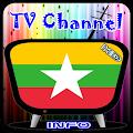 App Info TV Channel Myanmar HD APK for Windows Phone