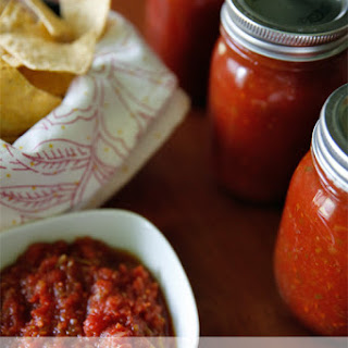 Homemade Salsa Oregano Recipes