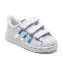 Adidas Superstar Hook and Loop Trainer VELCRO