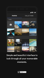 OnePlus Gallery Screenshot