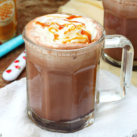 Caramel Hot Cocoa
