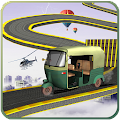 Impossible Tracks Tuk Tuk Auto Rickshaw APK for Bluestacks