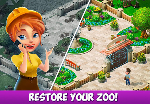 Family Zoo: The Story For PC