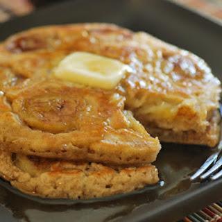 Banana Cinnamon Pancakes Recipes