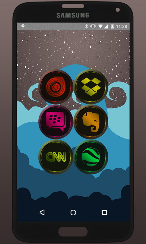 precision - ICON PACK Screenshot 2
