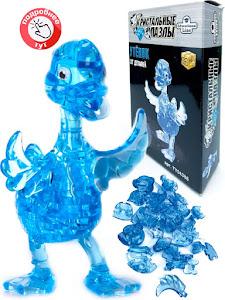 3D Crystal Puzzle Утенок L New