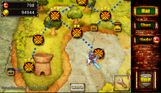 Defenders Saga - TD - screenshot