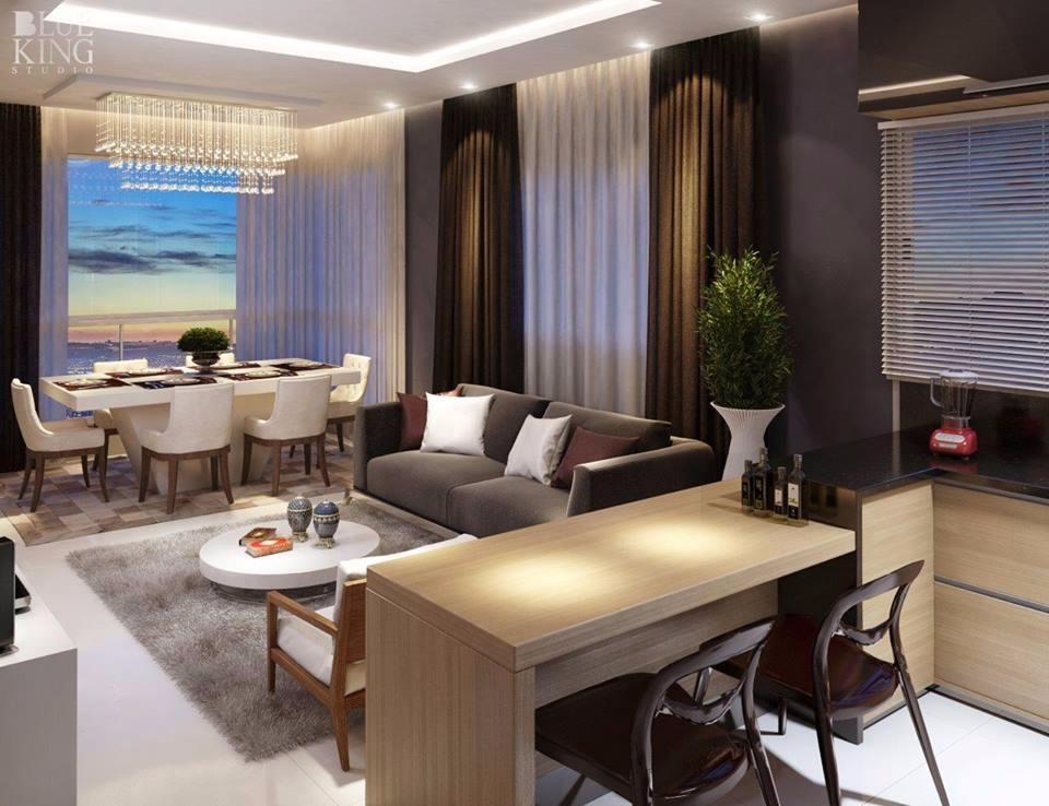 Lindo apto 2 Dormitorios a 200 metros da praia em Perequê Porto Belo-SC